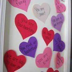 Valentine heart attack