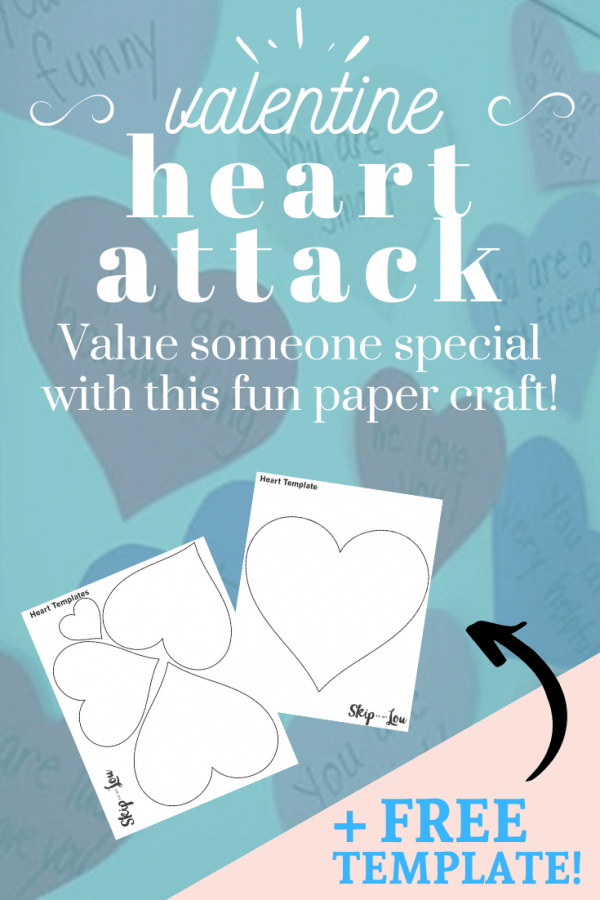 heart attack activity pin