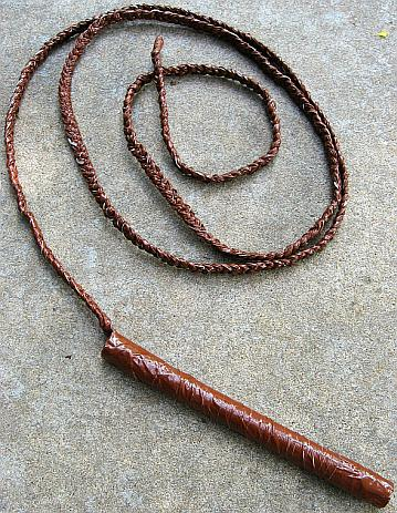 How to make an indiana jones whip or maybe you have finally succumbed to the constant whining about needing a bullwhip since the release of the new indiana jones movie solutioingenieria Images