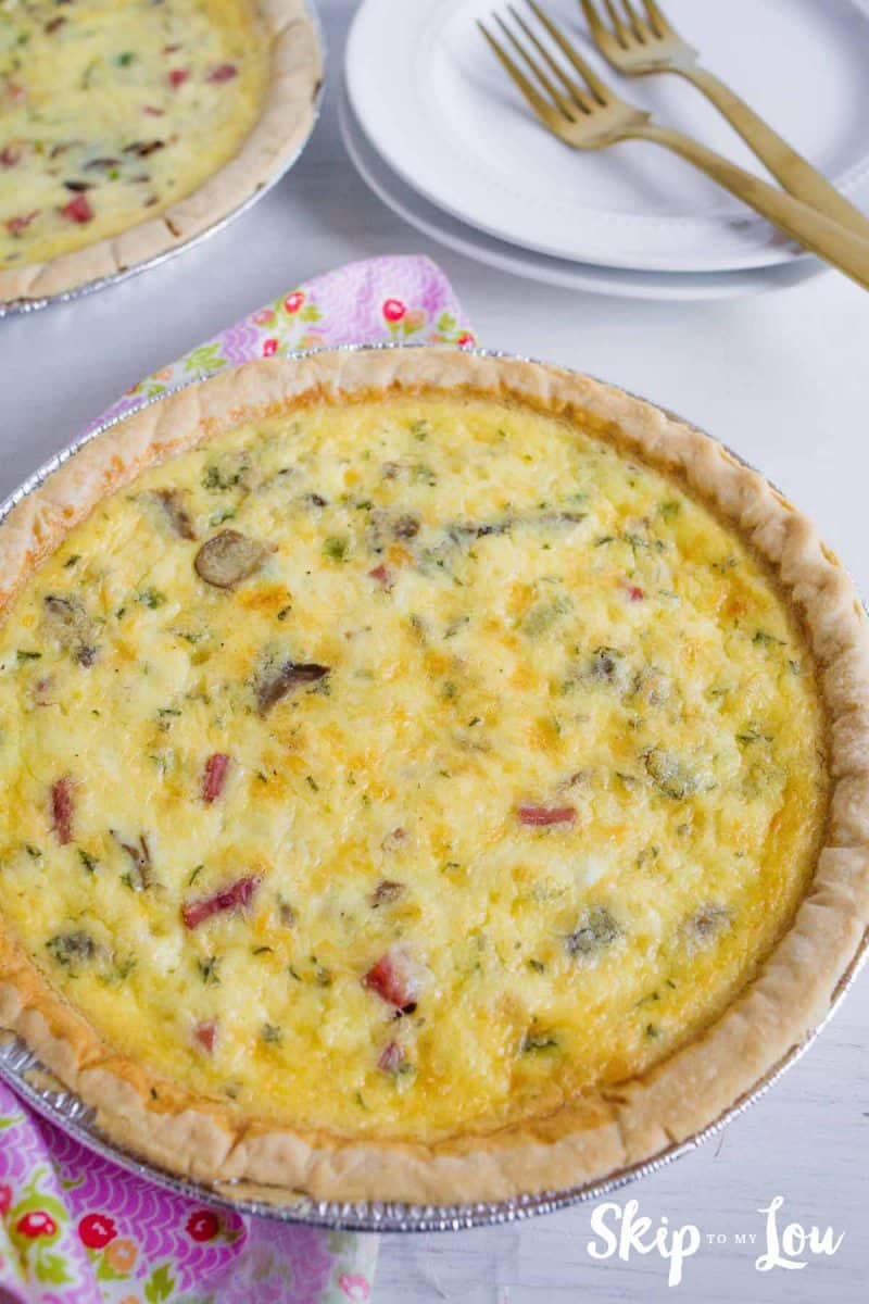 The best quiche