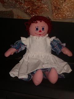 BERNINA Halloween 2011, Little Orphan Annie – Sewing Projects