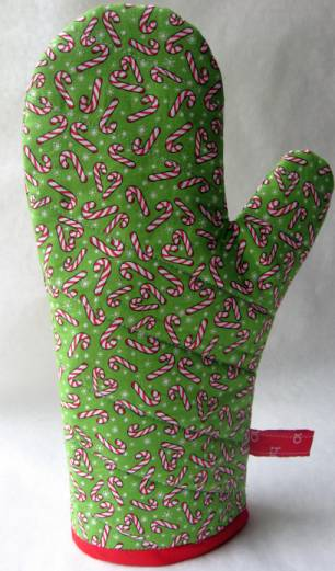Oven Mitt Pattern Skip To My Lou