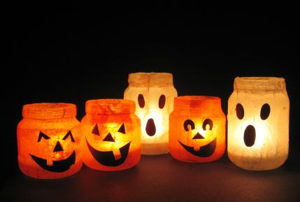 Halloween Craft Ideas Year Olds on Free For All  Halloween Craft For 2 Year Olds And Younger