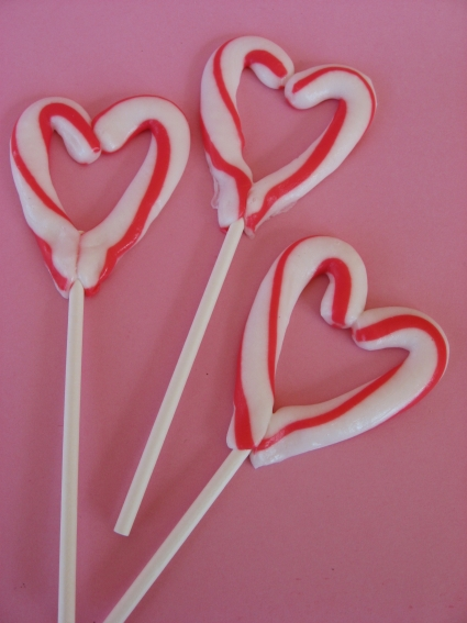 candy cane hearts skip to my lou