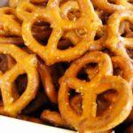 honey mustard pretzels recipe