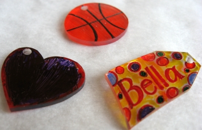 How to make Shrinky Dinks tutorial