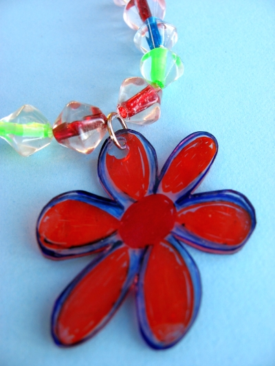 Homemade Shrinky Dinks Supplies