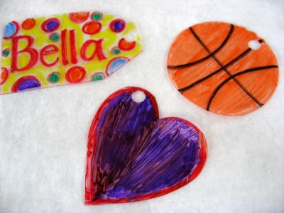 How To Make Shrinky Dinks With Recycled 6 Plastic Skip