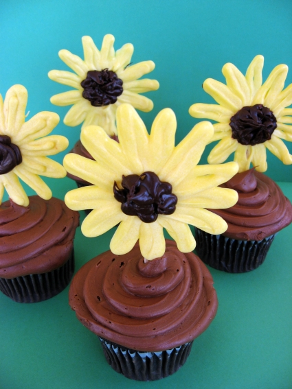 sunflower-cupcakes-3
