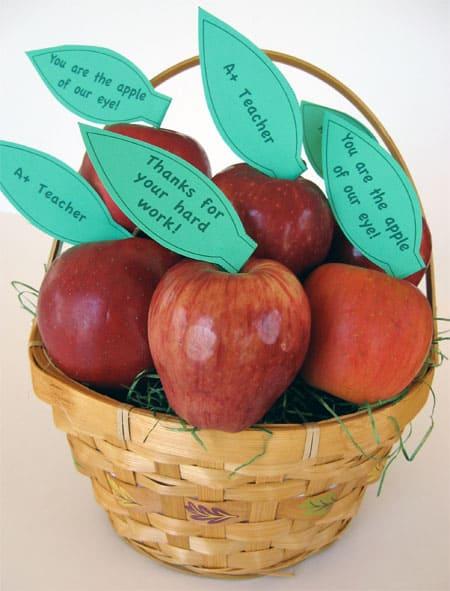 Apples For Teacher Appreciation Week Skip To My Lou