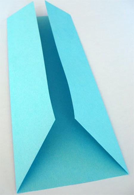 folded cards