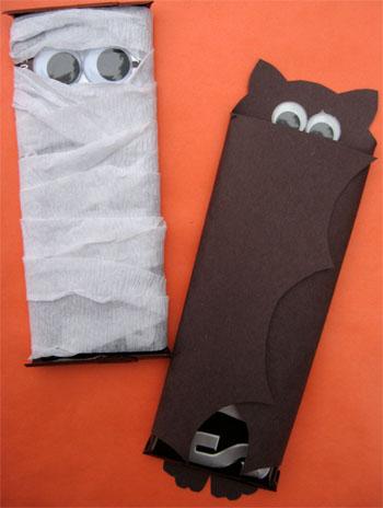 bat candy bar wrapper template.html