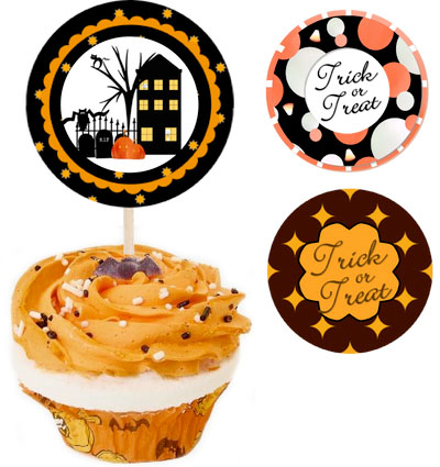 halloweencupcaketoppers
