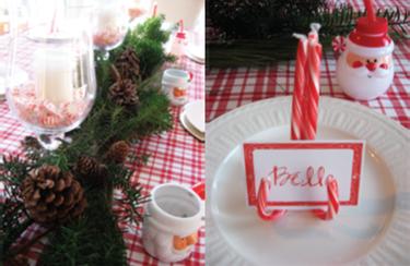 Breakfast-With-Santa-Table