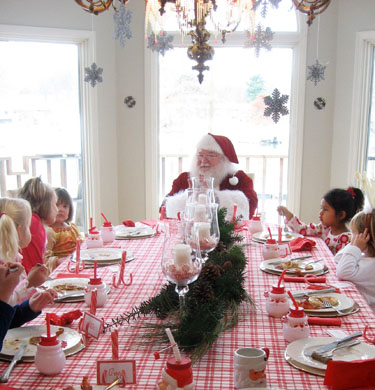 Breakfast with Santa 2009 3a