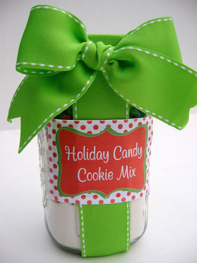 Holiday Cookies Jar Recipe - Skip To My Lou Skip To My Lou