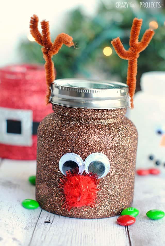 Rudolph Jar