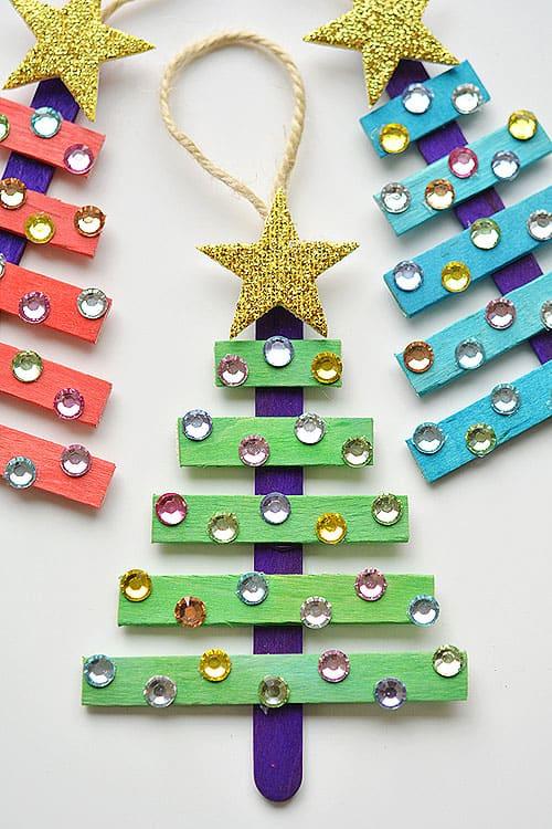 Christmas Crafts Skip To My Lou