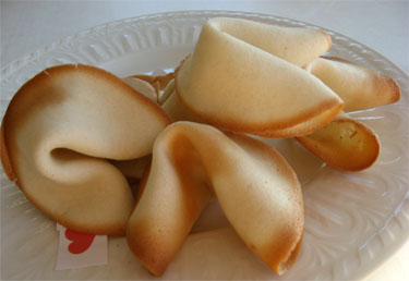 Fortune Cookies for Valentines & Chinese New Year