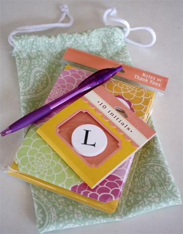 A Drawstring Bag Tutorial | Skip To My Lou