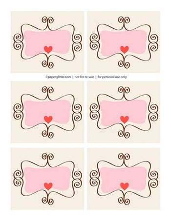 The Best Free Printable Valentines Skip To My Lou