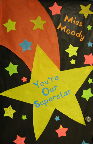 Teacher Appreciation Door Decoration Ideas | Skip To My Lou