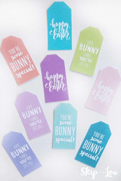 easter printable tags