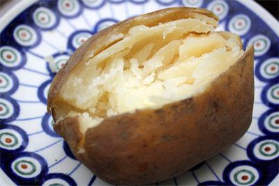 Crock Pot Baked Potatoes - Skip To My Lou Skip To My Lou