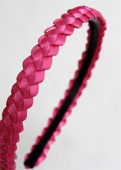 headband braid tutorial - photo #33