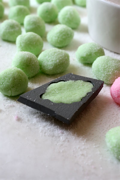 how to make sugar gems without isomalt
