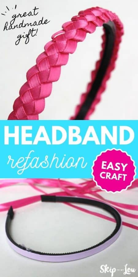 headband refashion PIN