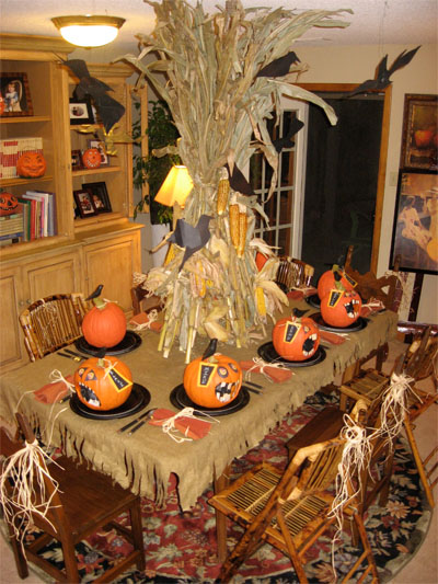 yes - Decorating For A Halloween Party