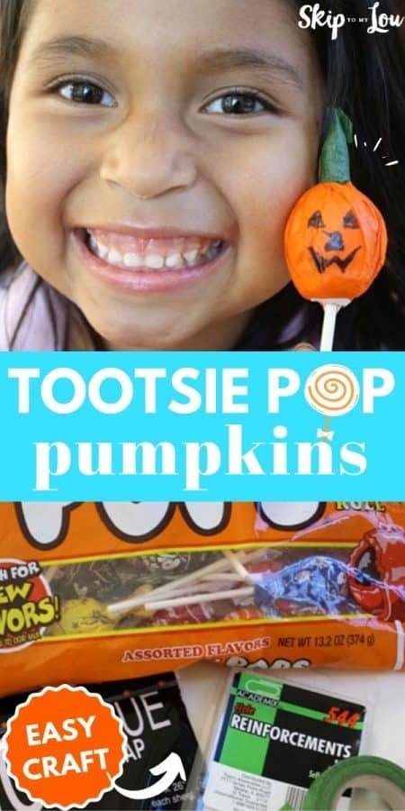 tootsie pop pumpkins PIN