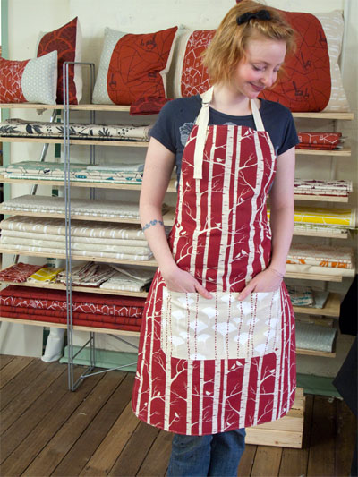 Free Apron Patterns | Skip To My Lou