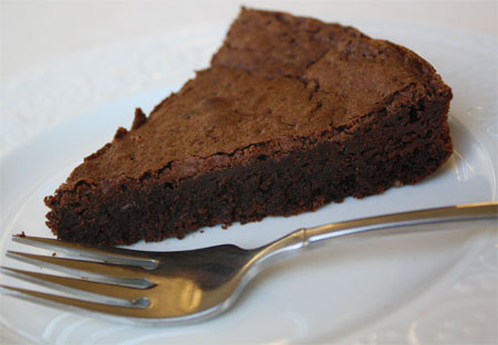 Flourless Chocolate Cake Skip To My Lou