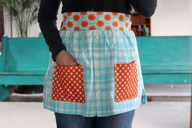 Look At The Best Apron Patterns