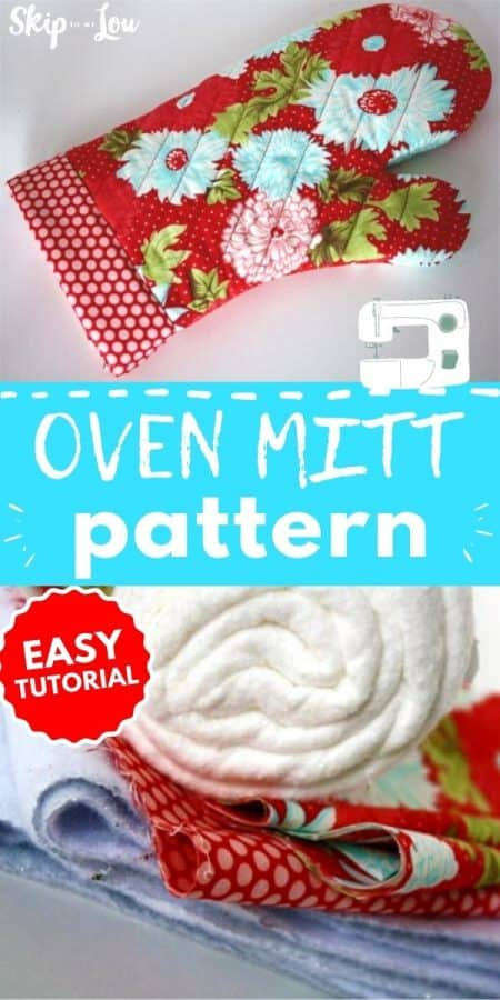 oven mitt pattern PIN