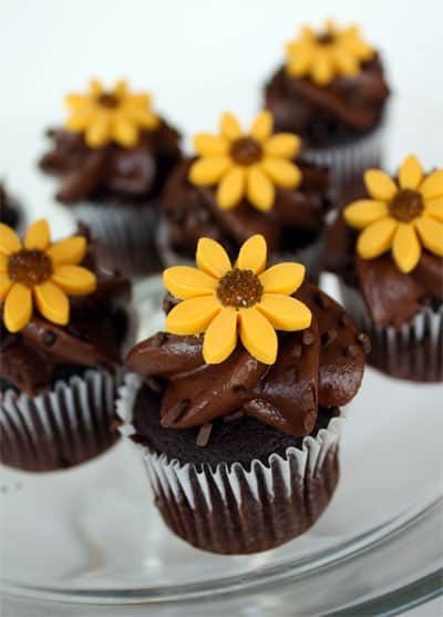Minature Fondant Flowers Skip