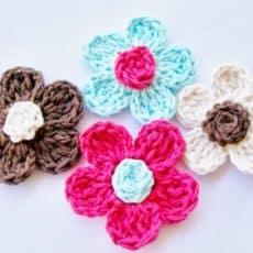 Crochet Blossom