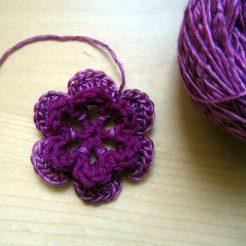 10 Beautiful Ways to Crochet a Flower - Skip To My Lou