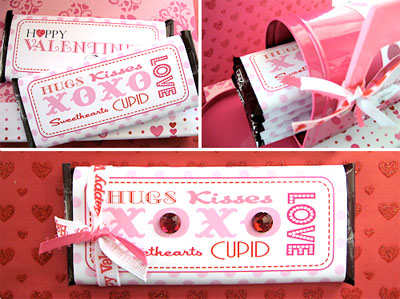 valentine candy bar wrapper templates free printable custom candy bar covers
