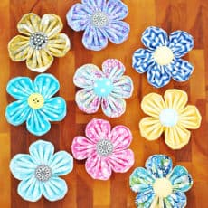 Fabric_Flower_Tutorial