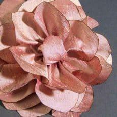 Silk Lotus Flower Tutorial
