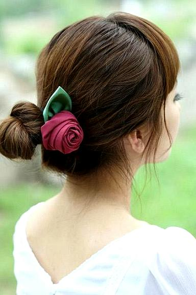 walnut rose tutorial