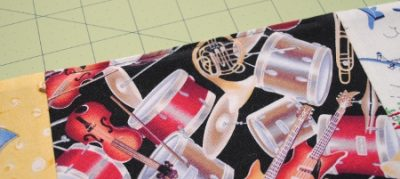instrument fabric