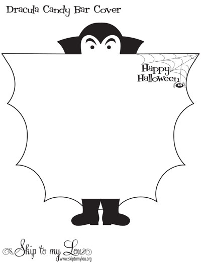 Halloween treats to make the bat trace this template onto black construction paper or card stock and cut out for the dracula print on purple or green card stock and for maxwellsz
