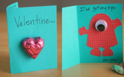 Kids classroom Valentine ideas – Easy Valentine Cards for Kids
