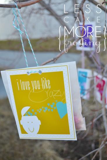 I Love You Like Crazy Valentine Printable Skip To My Lou