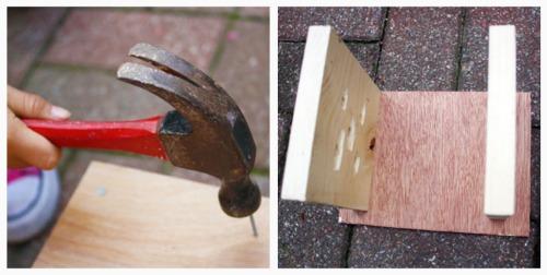Guía de los niños para la construcción de hogares de aves