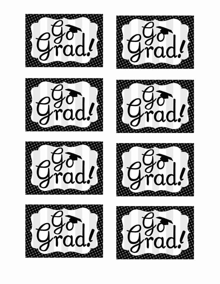 printable graduation tag